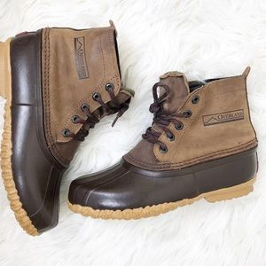 Sorel x Overland Sheep Co • Lace Up Duck Boots